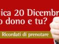 Donazione Sangue 20 Dicembre Pomeridiana Avis Fiuggi